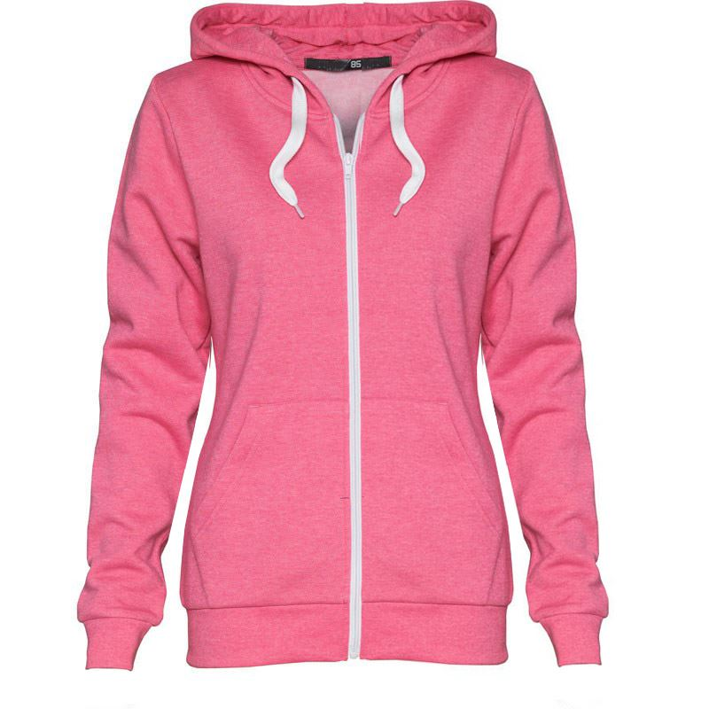Women's hoodies and sweatshirts provide casual comfort that's perfect for a range of activities, whether you're breaking a sweat, hanging out or staying warm on .